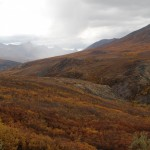 Fall storm, Tombstone Provincial Park, Yukon